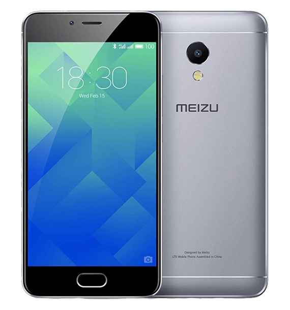 Meizu M5S silver