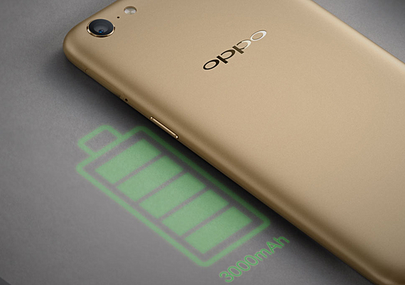 Oppo A71 official