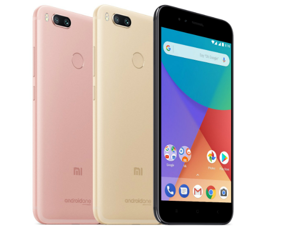Xiaomi Mi A1 official