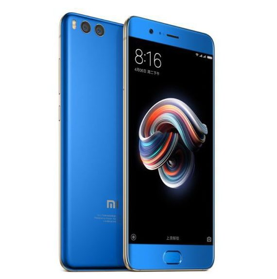 Xiaomi Mi Note 3 official