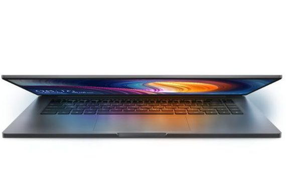 Xiaomi Mi Notebook Pro official