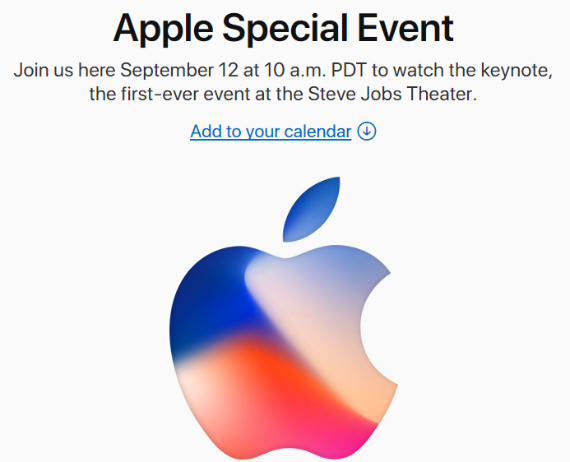 apple event