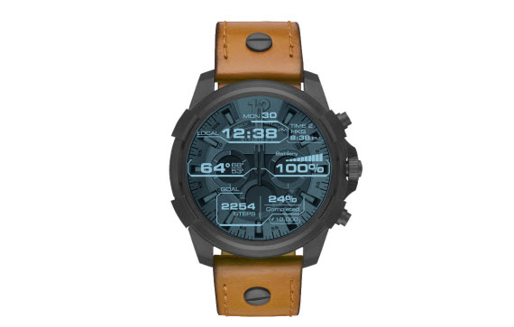 diesel android smartwatch