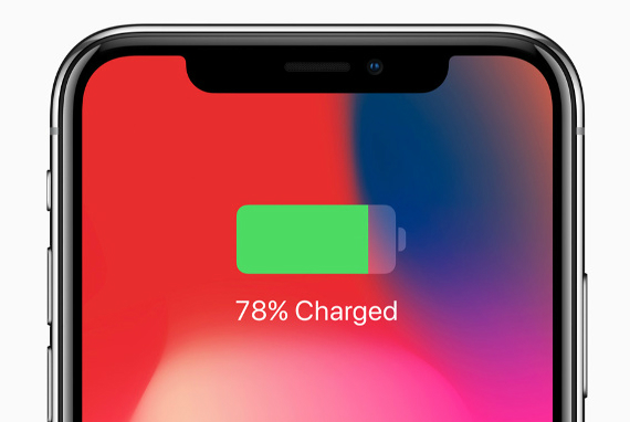 iphone x quick charge