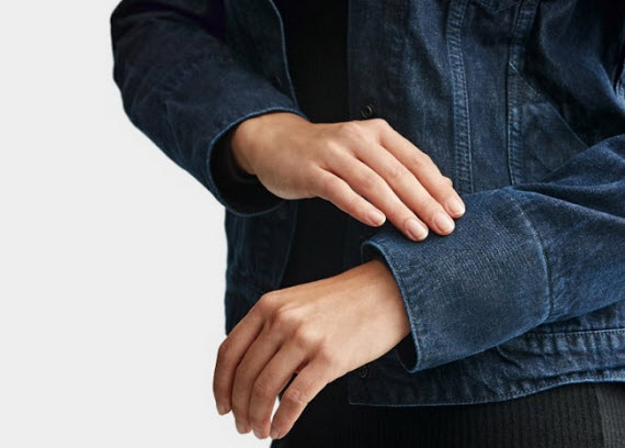 levis smart sleeve jacket