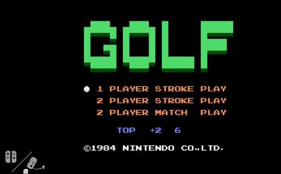 nintendo golf