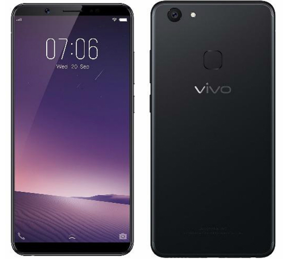 vivo V7+ official