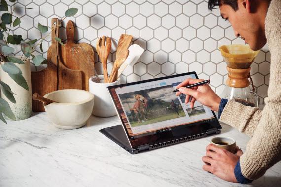 windows 10 fall creators update inking