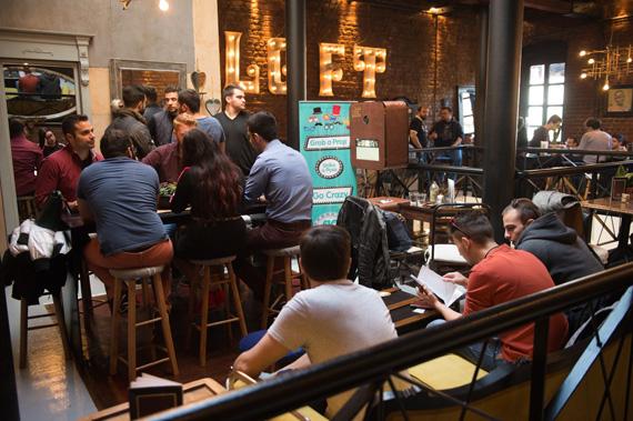6th Techblog Workshop Thessalonikis