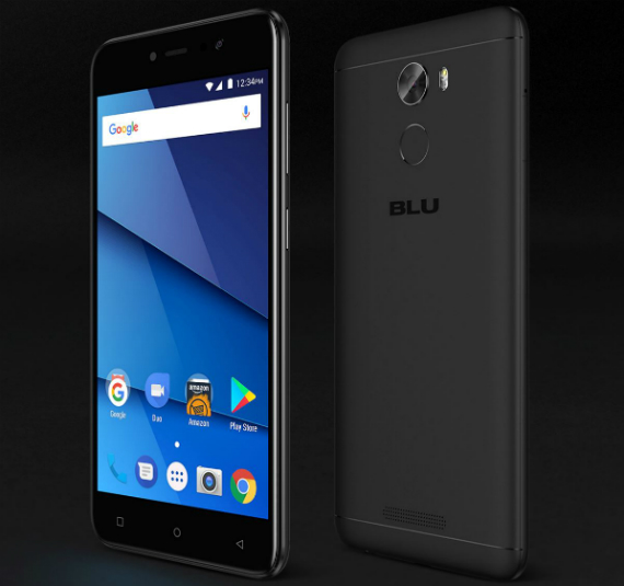 BLU vivo 8L official