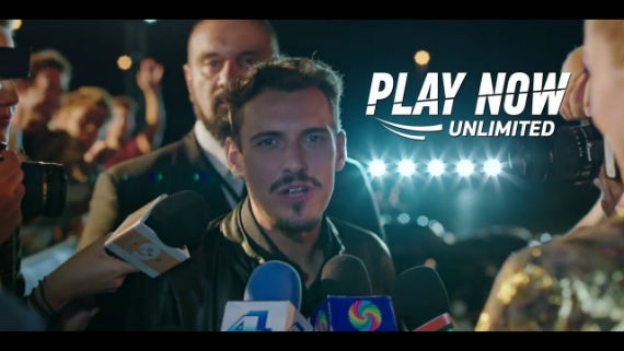 COSMOTE play now unlimited