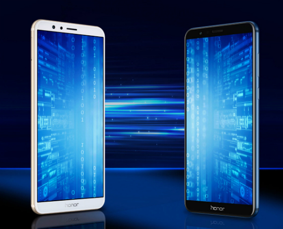 Honor 7X official