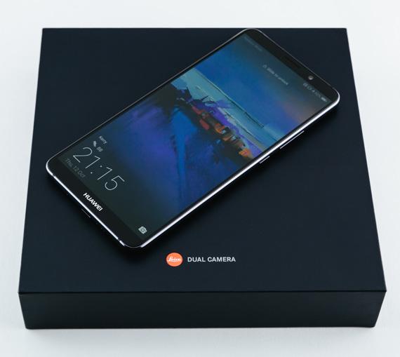 Huawei Mate 10 Pro Box