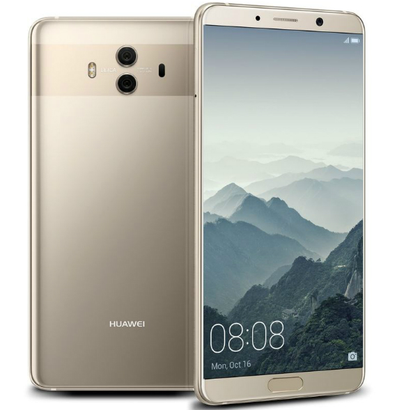 Huawei Mate 10 Pro official