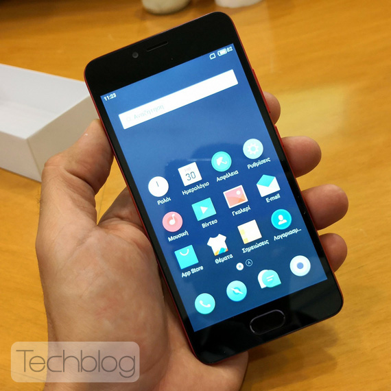 Meizu M5c WIND hands-on