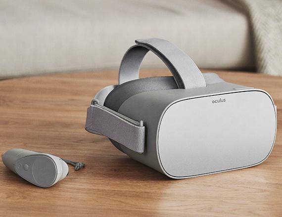 Oculus Go official