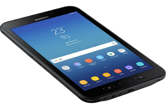 Samsung Galaxy Tab Active 2 official