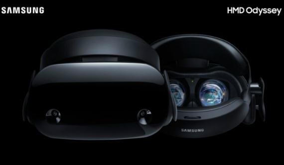 Samsung HMD Odyssey VR