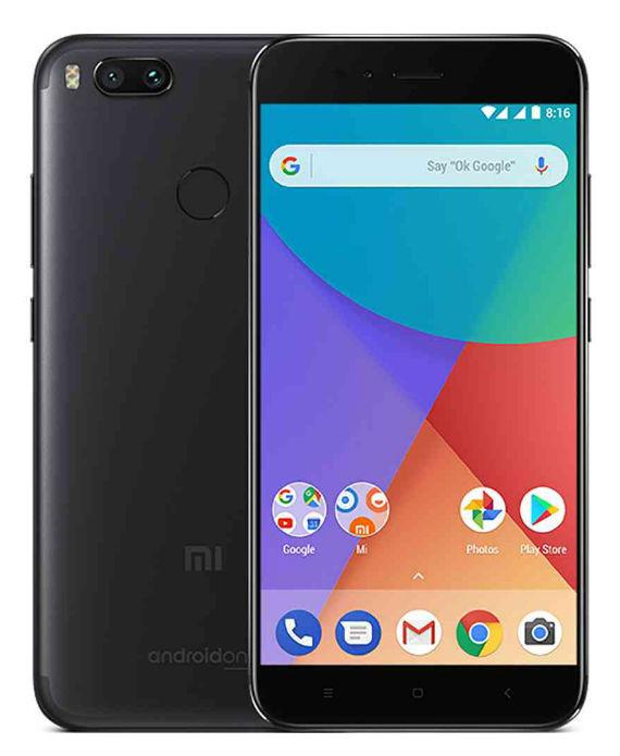 Xiaomi Mi A1 black 1