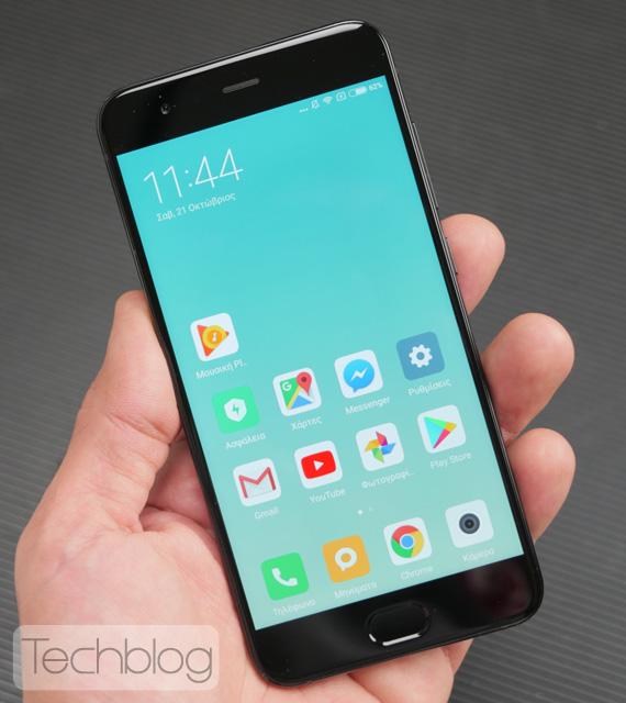 Xiaomi Mi6 hands-on