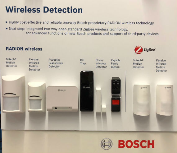 Bosch g series security alarm system