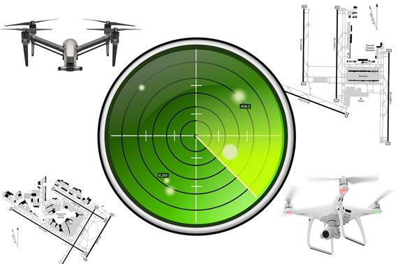 dji aeroscope data identification