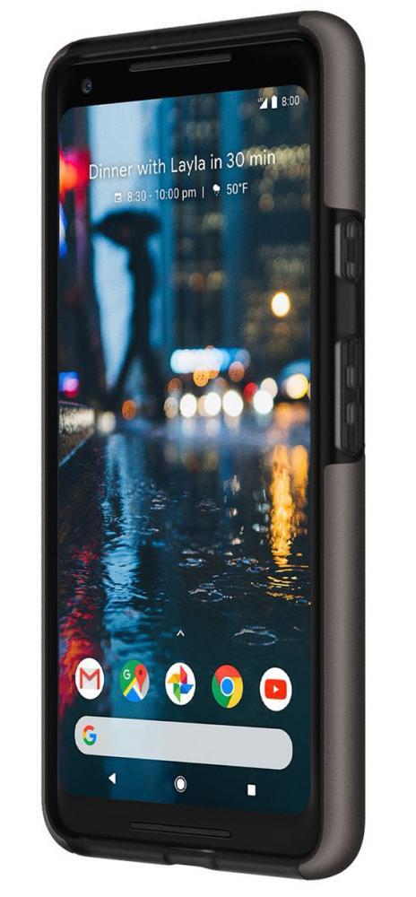 google pixel 2 xl front leak case
