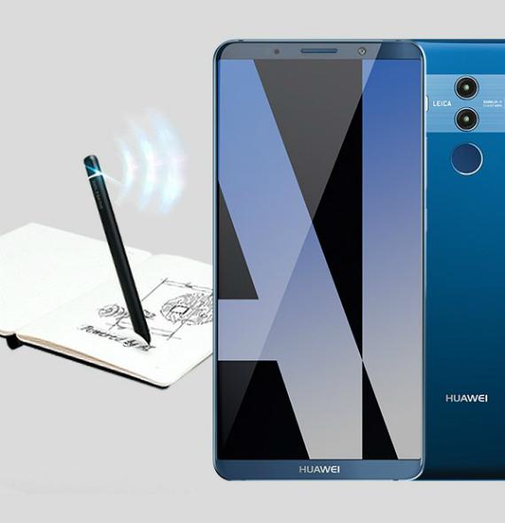 Huawei Mate 10 Pro: Θα έρθει μαζί με smartpen;