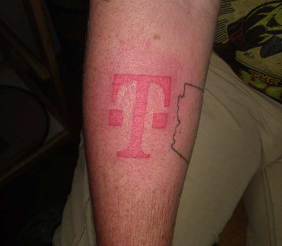 tmobil tattoo