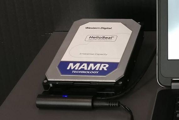 western-digital mamr