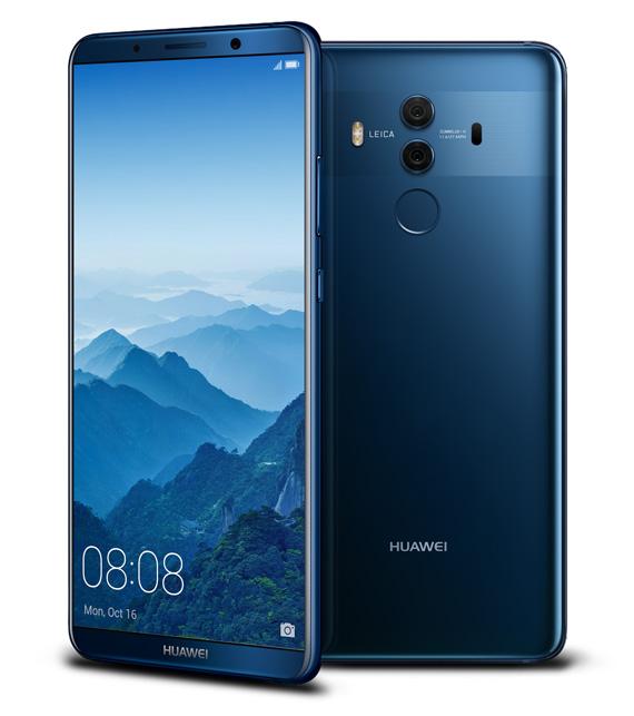 Huawei Mate 10 Pro blue 1