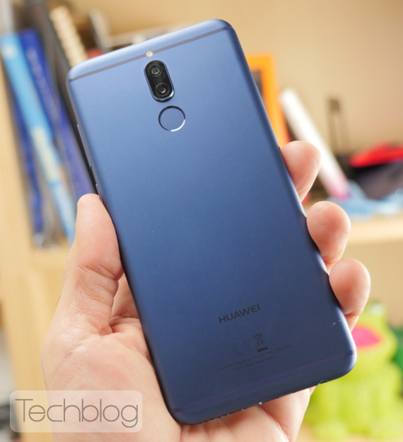 Huawei Mate 10 lite hands-on