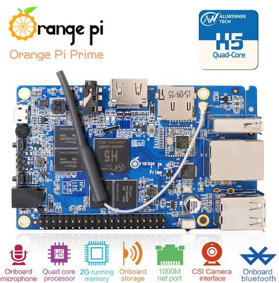 Orange Pi Prime