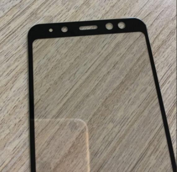 Samsung Galaxy A8 (2018): Πάνελ με λεπτά bezel και διπλή selfie κάμερα