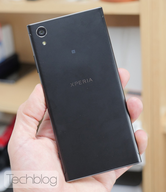 Sony Xperia XA1 Plus hands-on Techblog