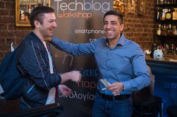 Techblog Workshop Salonika Oct 2017