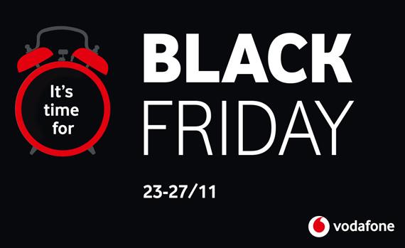 Vodafone Black Friday 2017