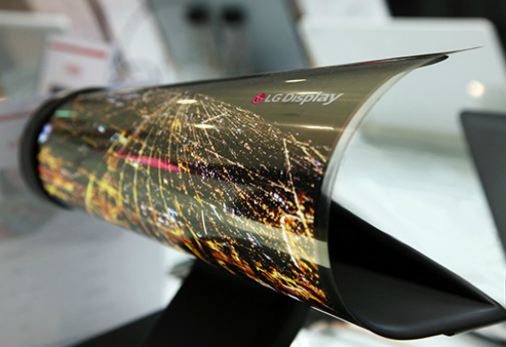 lg foldable display