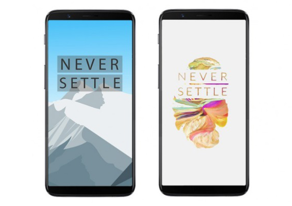 oneplus 5t new device