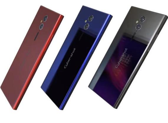 sony smartphone concept