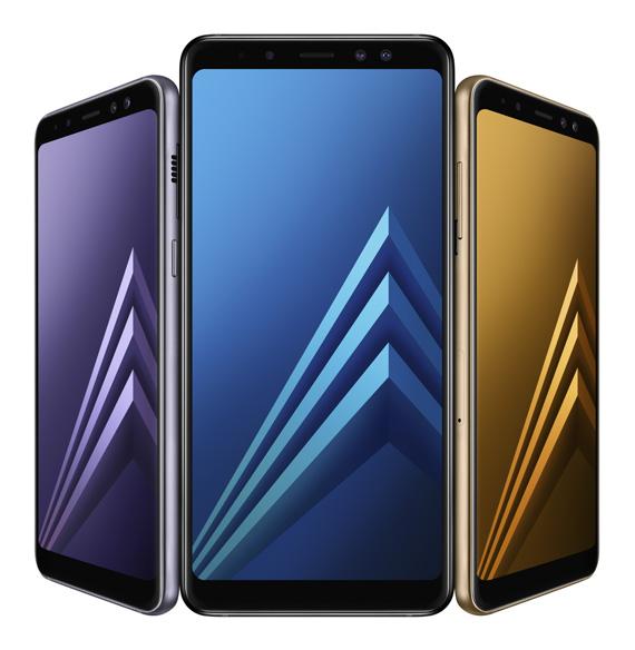 Galaxy A smartphone με Snapdragon 845 SoC