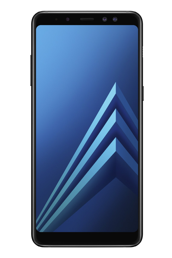 Samsung Galaxy A8 revealed