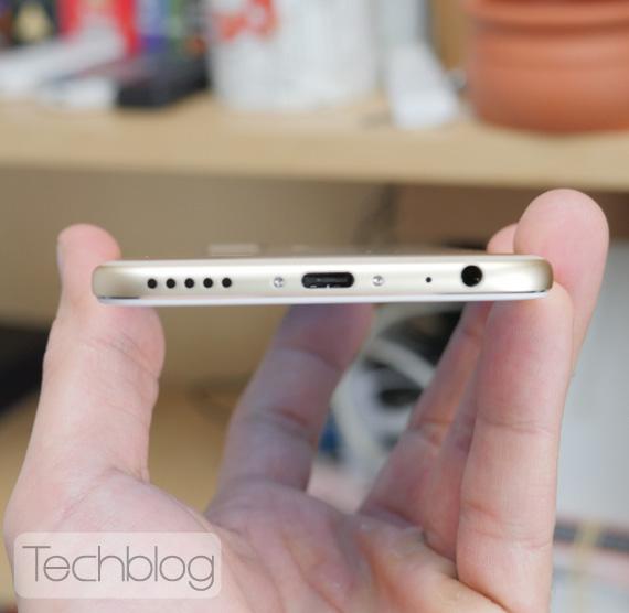 Xiaomi M1 A1 hands-on Techblog