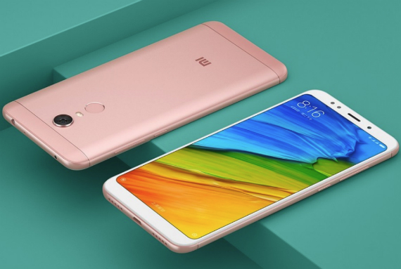 Xiaomi Redmi 5 & Plus