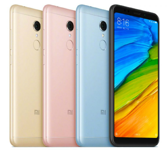 Xiaomi Redmi 5 & Plus