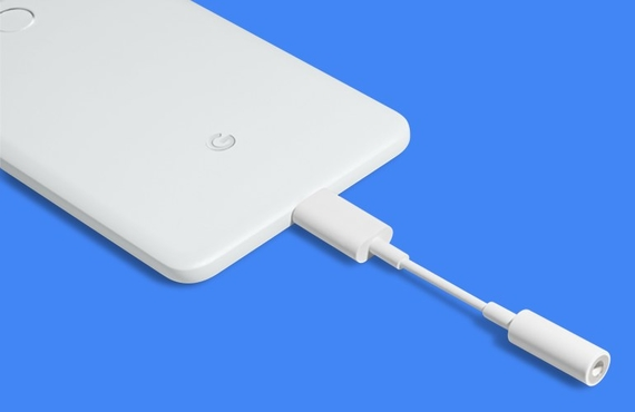 google pixel 2 headphone to usb adapter