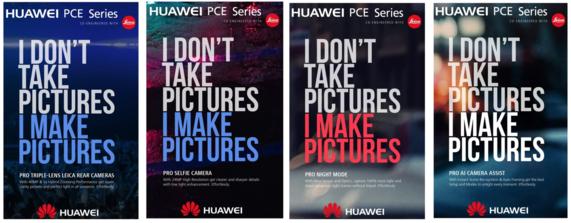 huawei possible 40 megapixel triple camera leak