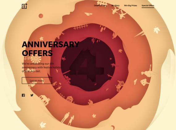 oneplus anniversary