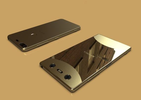 possible bezel-less xperia smartphones 3