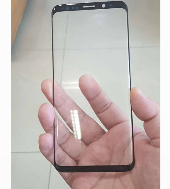 samsung galaxy s9 panel leak